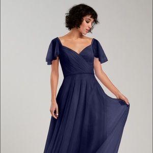 Weddington Way Dusty Blue Marie Dress